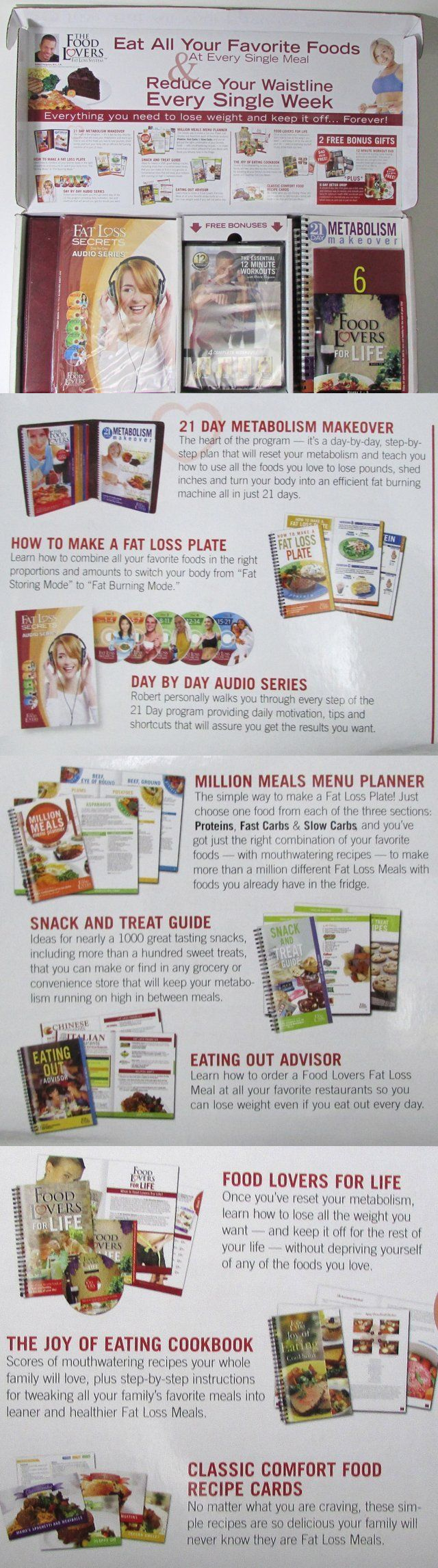 Weight loss kits and accs new the food lovers 21 day transformation weight loss kits and accs new the food lovers 21 day transformation weight fat loss forumfinder Choice Image