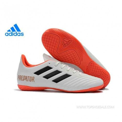 best service abeab 91b99 Regular product Adidas Predator Tango 18.4 IN CP9931 White Core Black Real  Coral Soccer Shoes