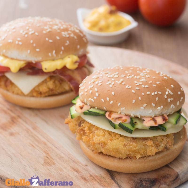 Ricetta Hamburger Fatti In Casa Giallozafferano.20 Idee Su Burger Hamburger E Panini Burger Ricette Gustoso