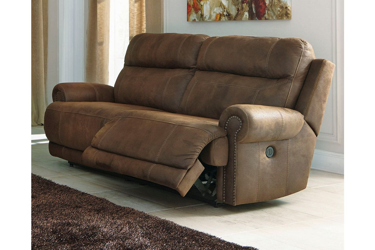 Best Austere Power Reclining Sofa Ashley Furniture Homestore 400 x 300
