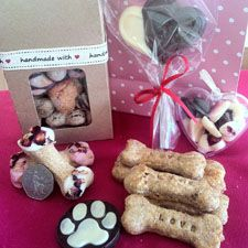 PAWS DELI :: healthy pet treats handmade in the New Forest