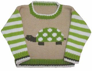 Turtle Crew Neck pattern by Gail Pfeifle, Roo Designs - #by #Crew #designs #Gail #Neck #pattern #Pfeifle, #Roo #turtle