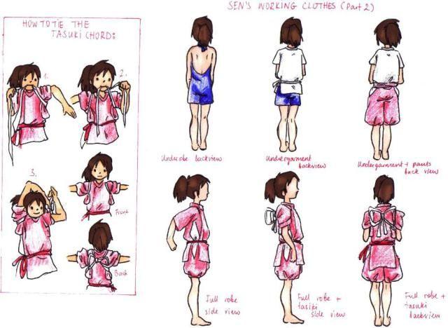 Spirited Away Recreating Chihiro Spirited Away Cosplay Spirited Away Costume Cosplay