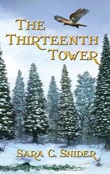 2 stars for The Thirteenth Tower by Sara C. Snider  http://purejonel.blogspot.ca/2014/11/13thTower.html
