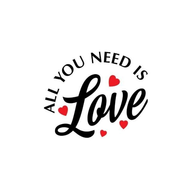 Download All You Need Is Love Vector, Love Icons, All Icons, Need ...