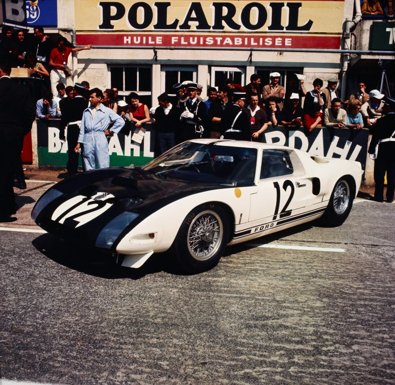 Here S Every Major Winning Ford Gt40 At Monterey Car Week Le Mans Ford Gt40 Ken Miles