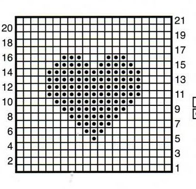 Free graph patterns for crocheting | Cats-Rockin-Crochet Fibre ...