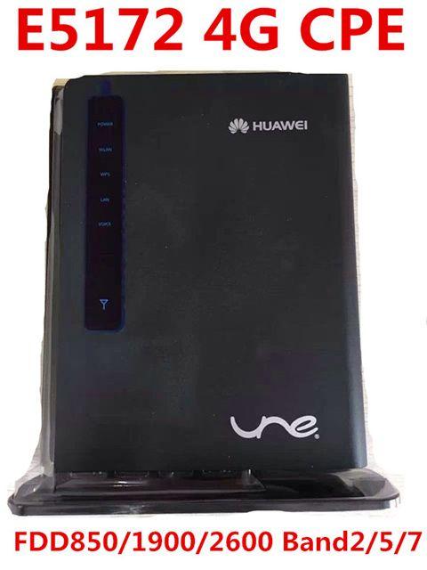 unlocked huawei E5172 E5172-515 4g lte mifi Router LTE 4g wifi