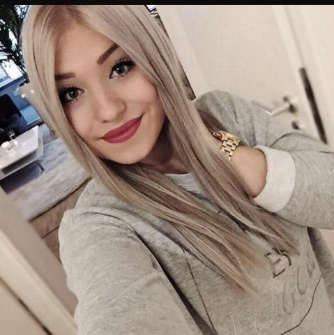 Grau grune haare nach farben