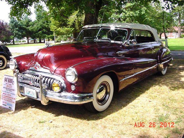 1947 Buick Convertible Car Insurance Buick Roadmaster Best Car