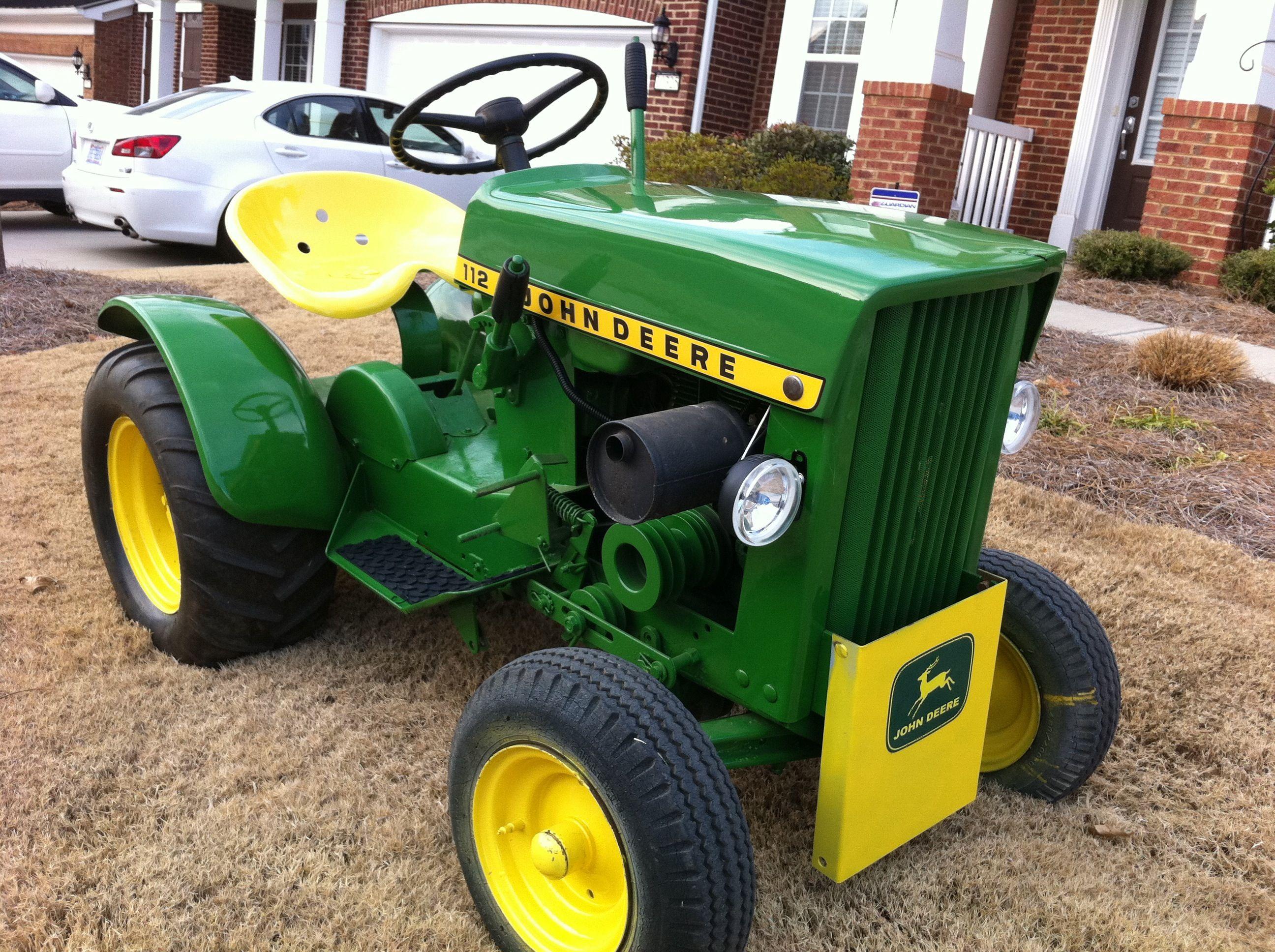 Oldest John Deere Lawn Tractor : John deere my toys pinterest tractor