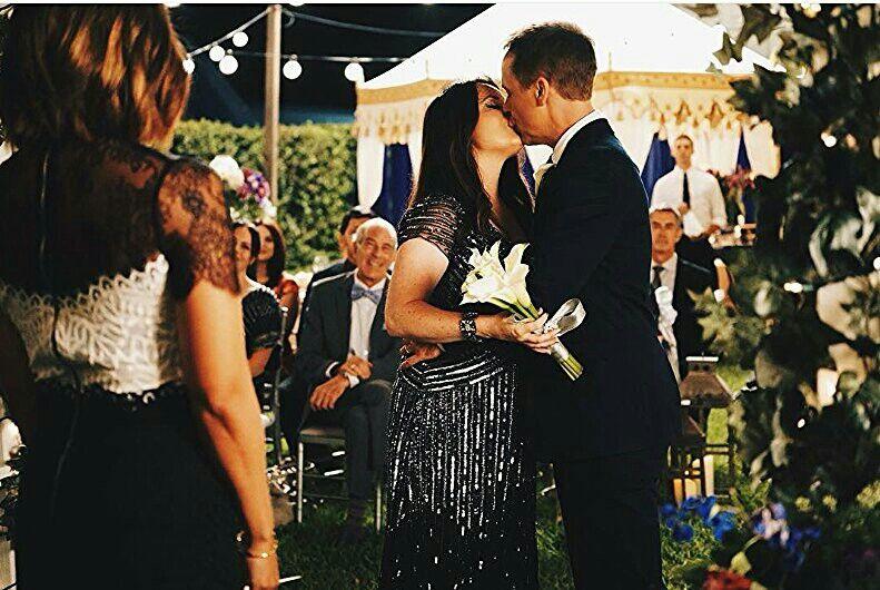 Pretty Little Liars Ella Montgomery and Byron Montgomery Wedding