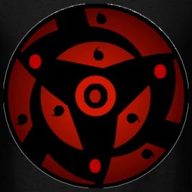Super Eternal Mangekyou Sharingan Design Png Seni Anime Seni Naruto