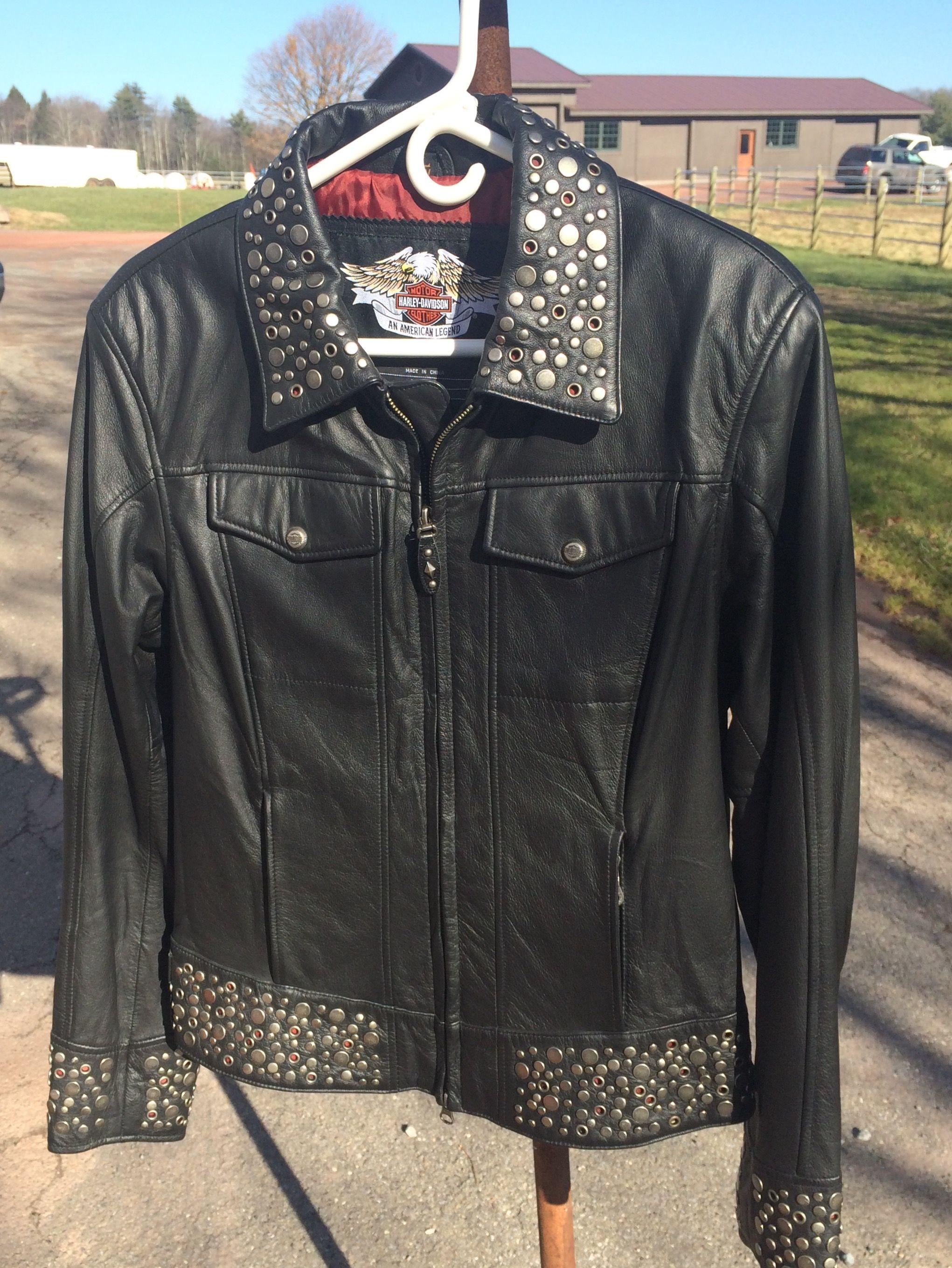 Harley Davidson Roxy Ladies Leather Jacket Leatherjacket Harleydavidson Roxy Leather Jackets Women Leather Jacket Leather Women [ 2718 x 2041 Pixel ]