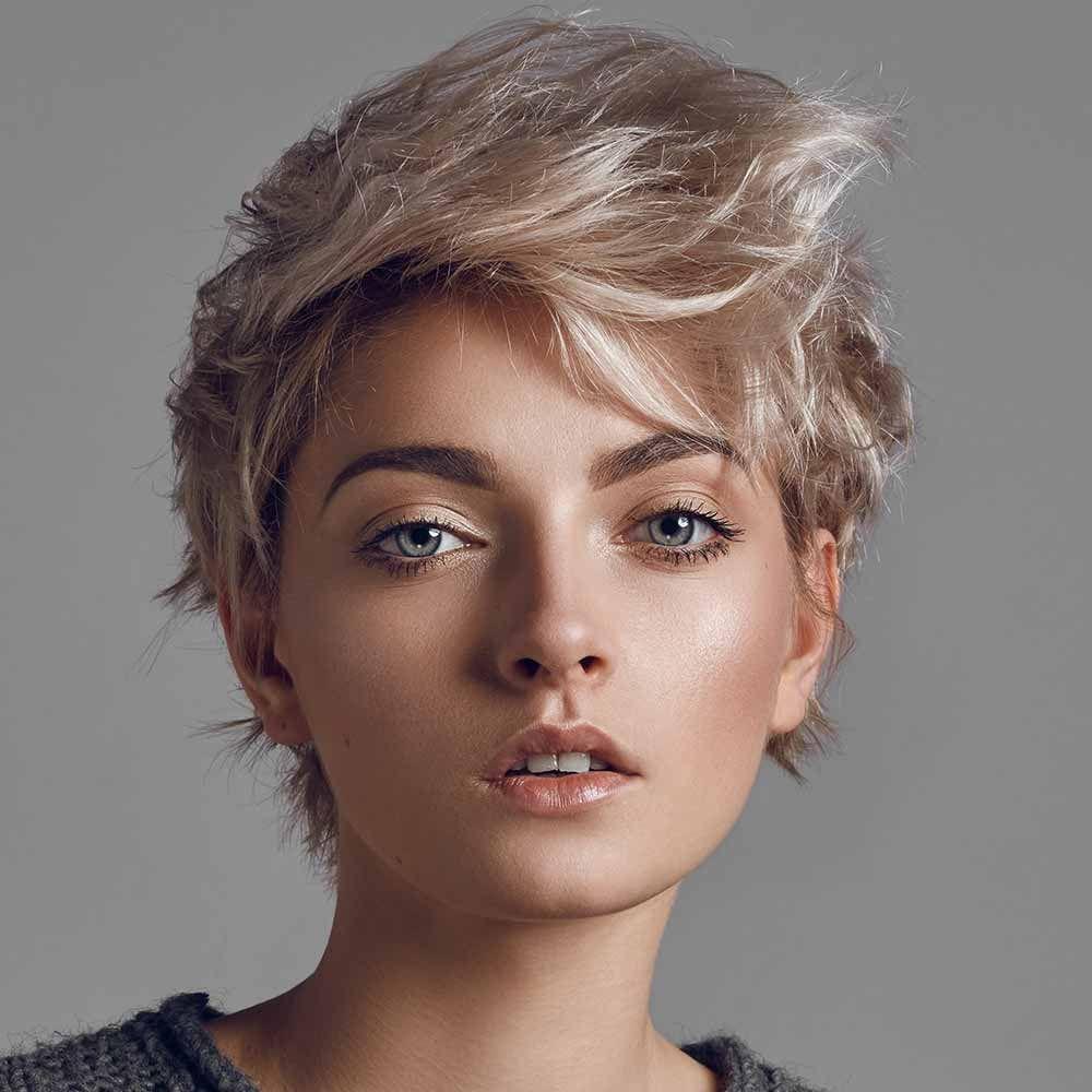 Tagli capelli Corti inverno 2020: tendenze in 100 foto ...