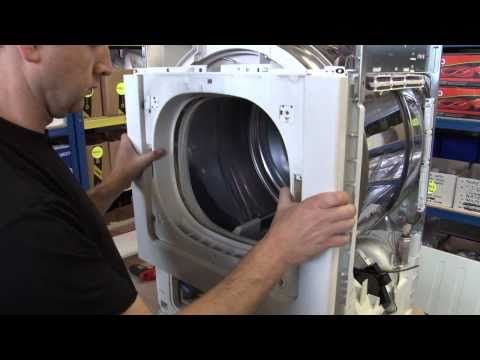 How To Replace A Tumble Dryer Belt On A Bosch Dryer Dryer Belt Bosch Dryer Tumble Dryer