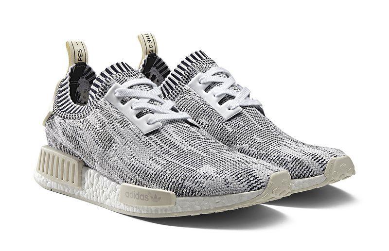 539db9d2c Adidas Camo Pack Grey White adidas NMD R1 PK