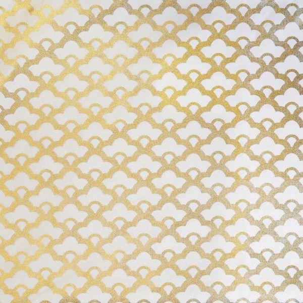 Gold Lotus Fabric ❤ | Fabrics | Pinterest | Lotus, Fabrics and Pillows