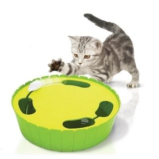Shop for Penn Plax Hide and Seek Electronic Mouse Hunt. Free Shipping on orders over $45 at Overstock.com - Your Online Cat Supplies Store! Get 5% in rewards with Club O!