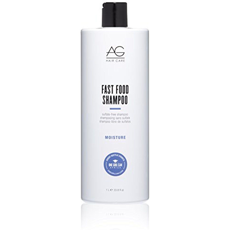 Ag hair fast food sulfatefree shampoo lime haircare