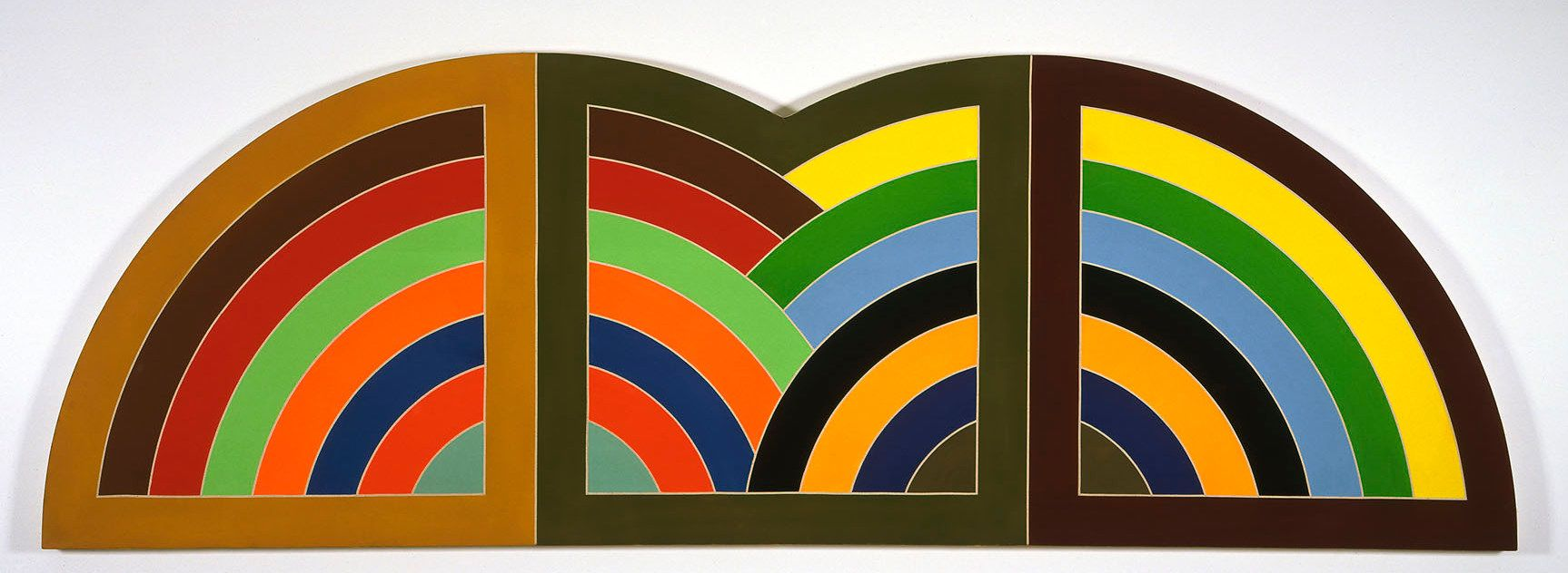 frank stella paintings - Google Search