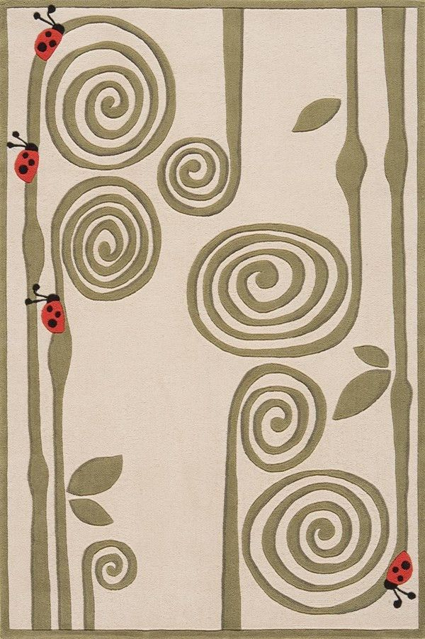 Wonderful LIL MO WHIMSY LMJ 3 RUG Images