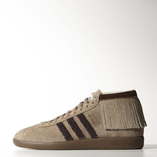 Adidas Originals Men's Neighbourhood Brussels Moccasin Size Shoes 9.5 us M25766
