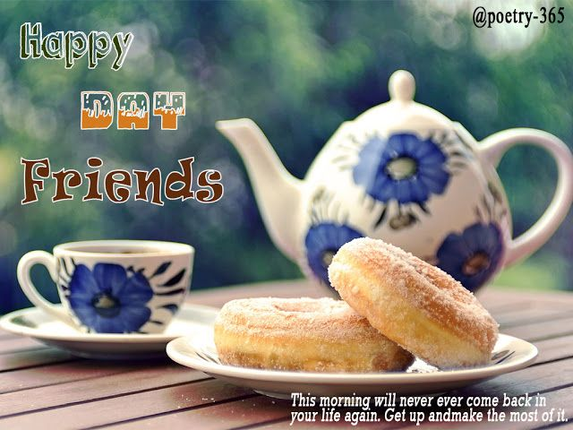 Good Morning Images For Friends Wishes