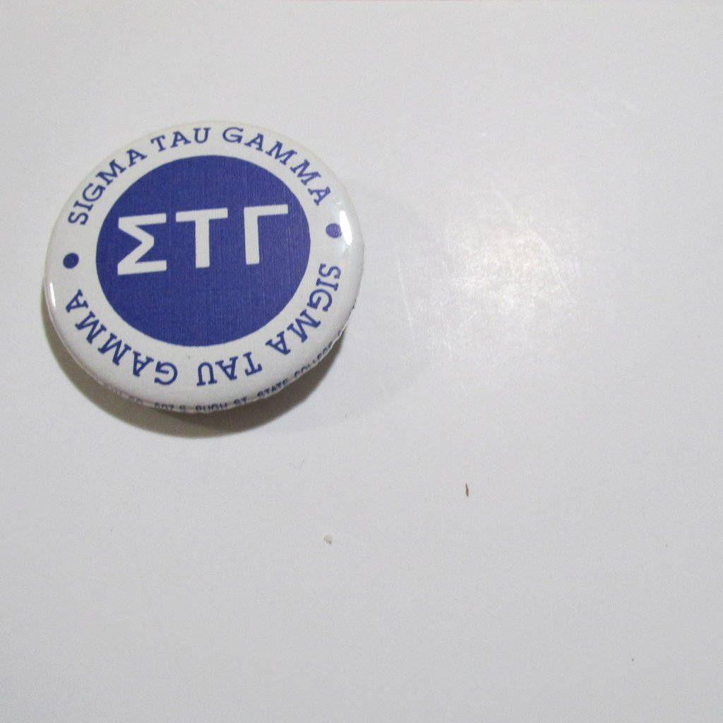 Delta Gamma Round Pin Pins