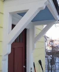 Elegant Image Result For Overhang Front Door Pictures
