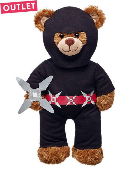 Outlet Ninja Costume 3 pc.  fcef0f3ac
