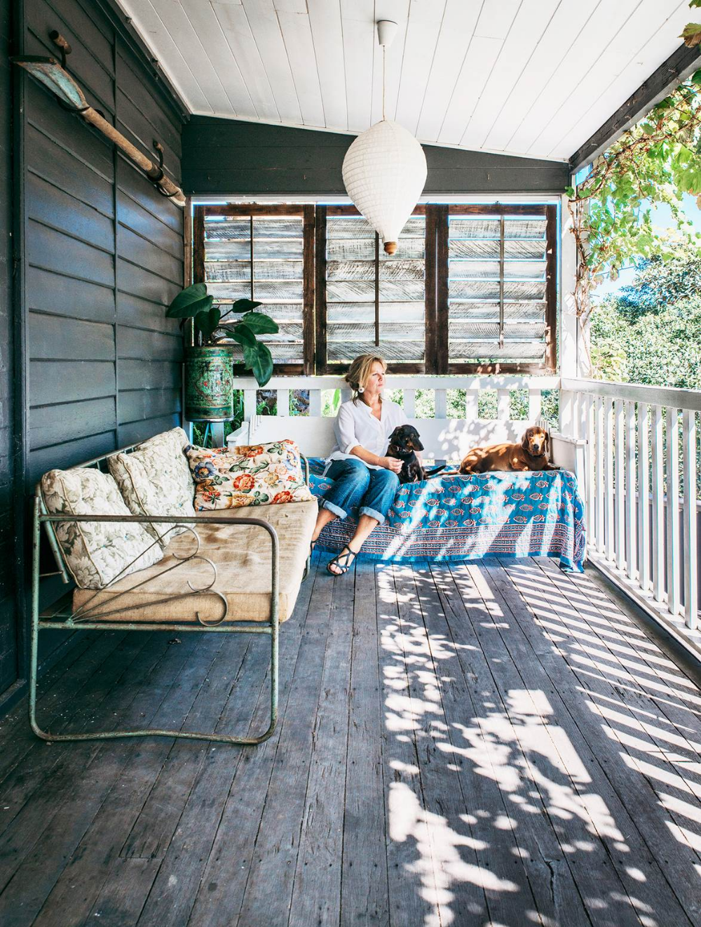 Eclectic Style Shines In This Charming Brooklyn Cottage ... on Riverside Outdoor Living id=86898
