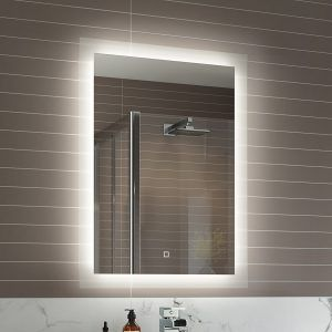Bathroom mirror light sensor httpwlol pinterest bathroom bathroom mirror light sensor aloadofball Choice Image