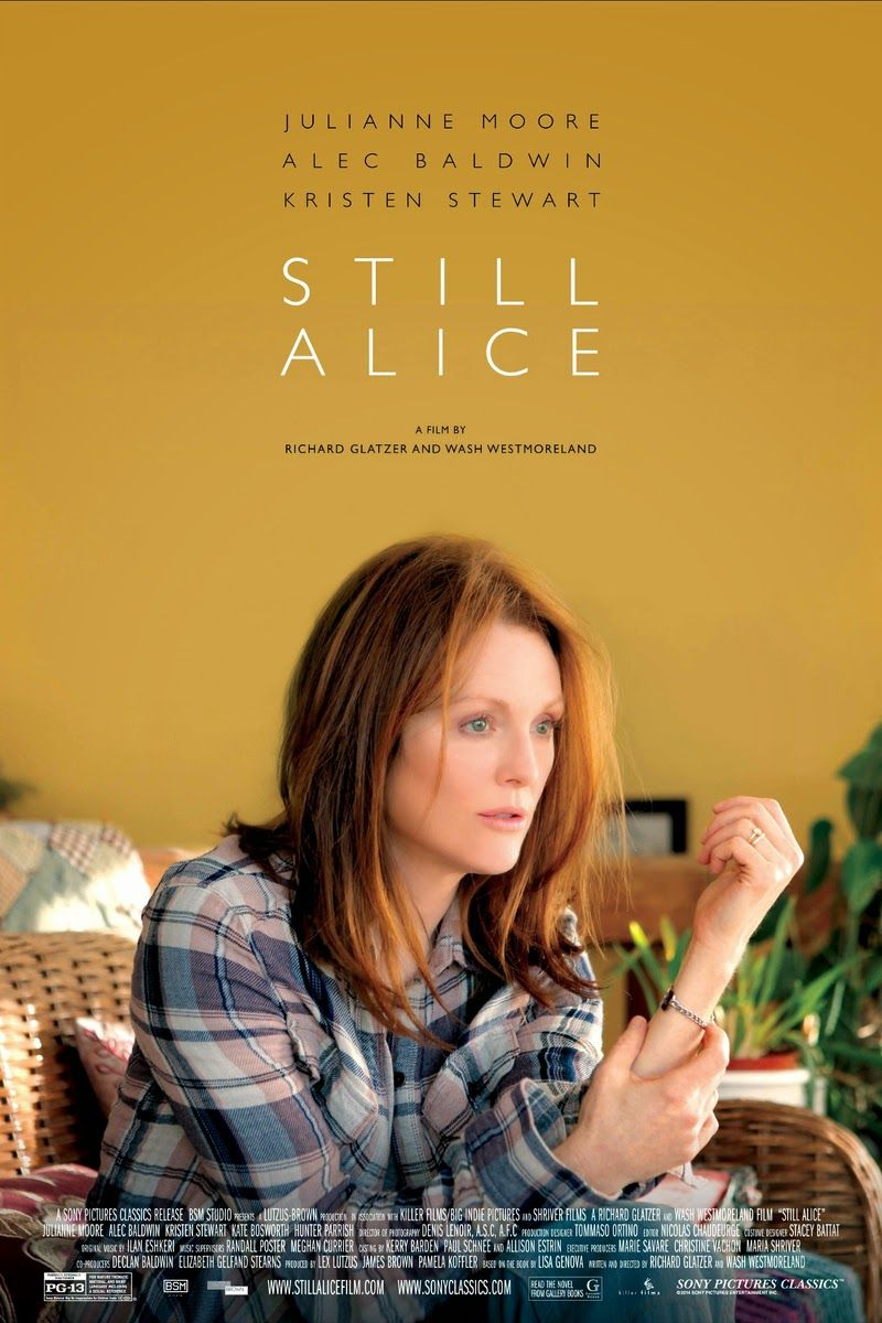 Movie Ramble: Still Alice.