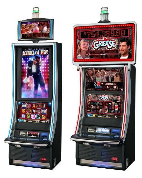 King Of Pop Slot Machine