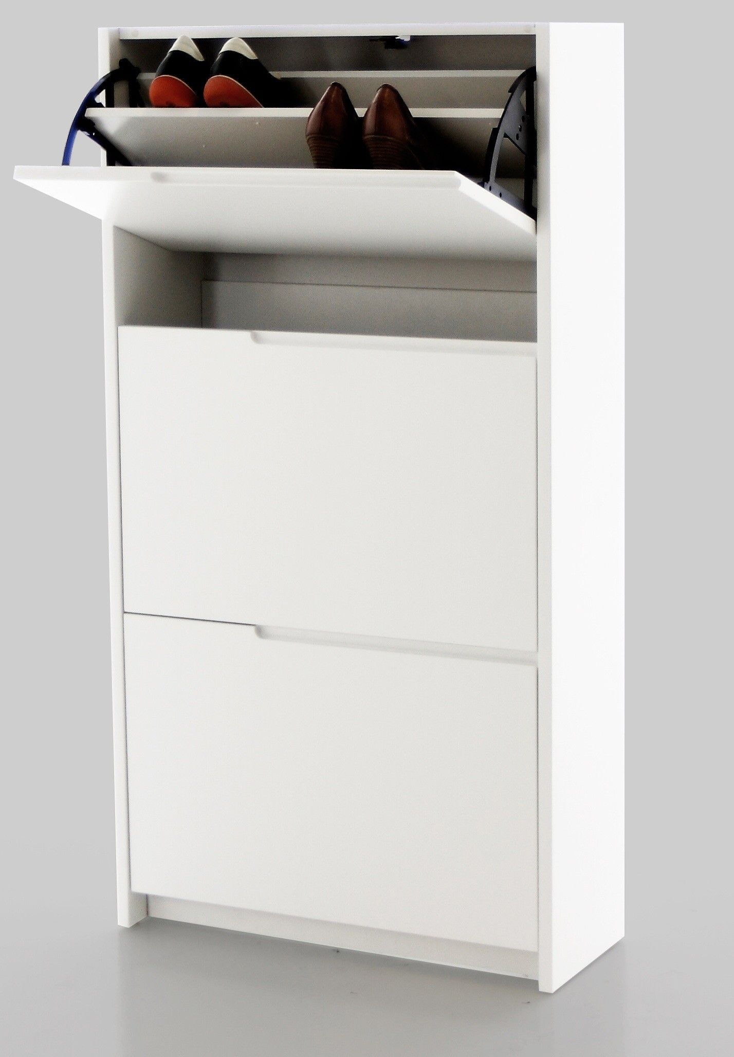 Impressionnant Meuble A Chaussures Blanc Filing Cabinet Storage Decor