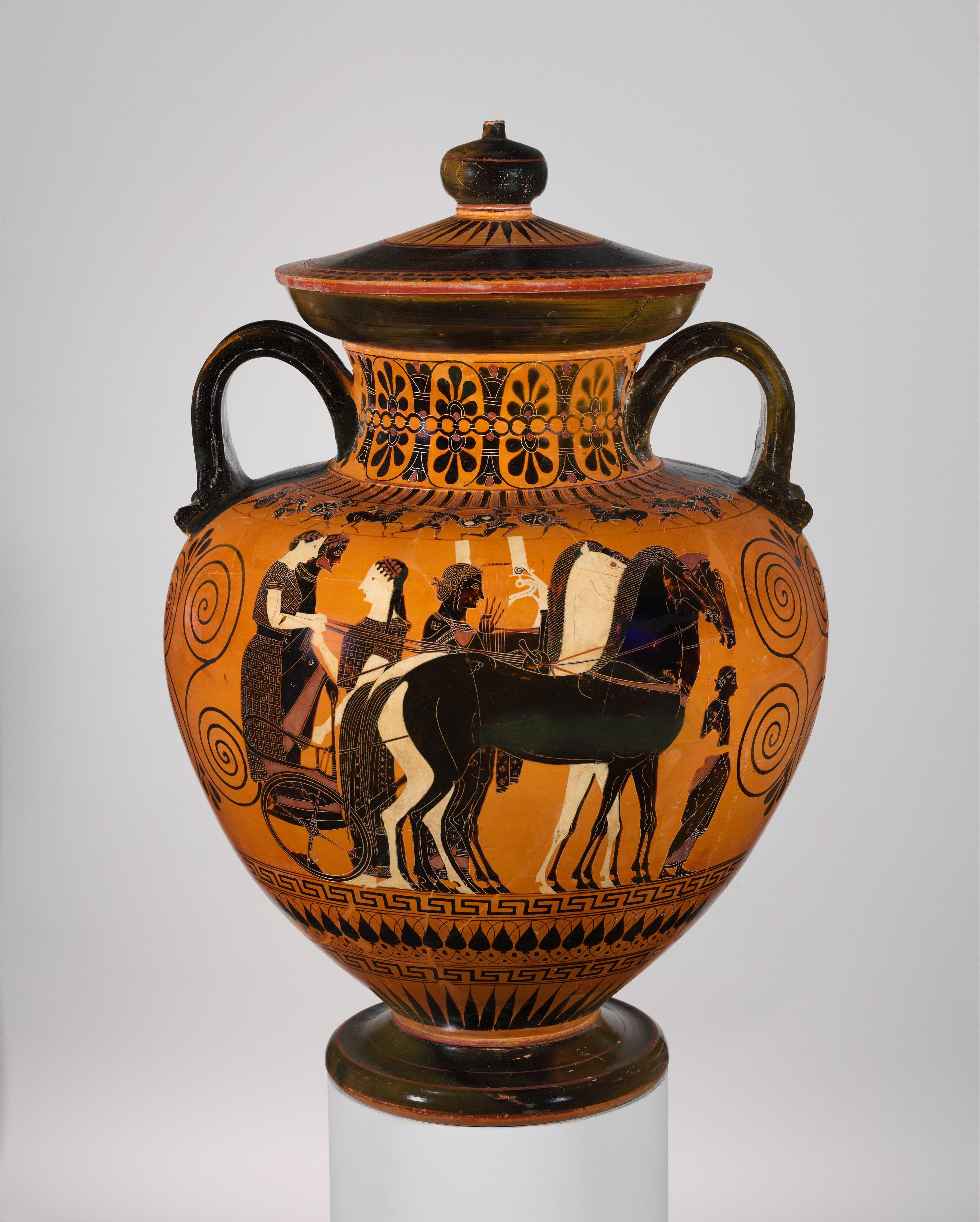 Imagen relacionada arte cl sico y cultura griega arte for Jarrones persas