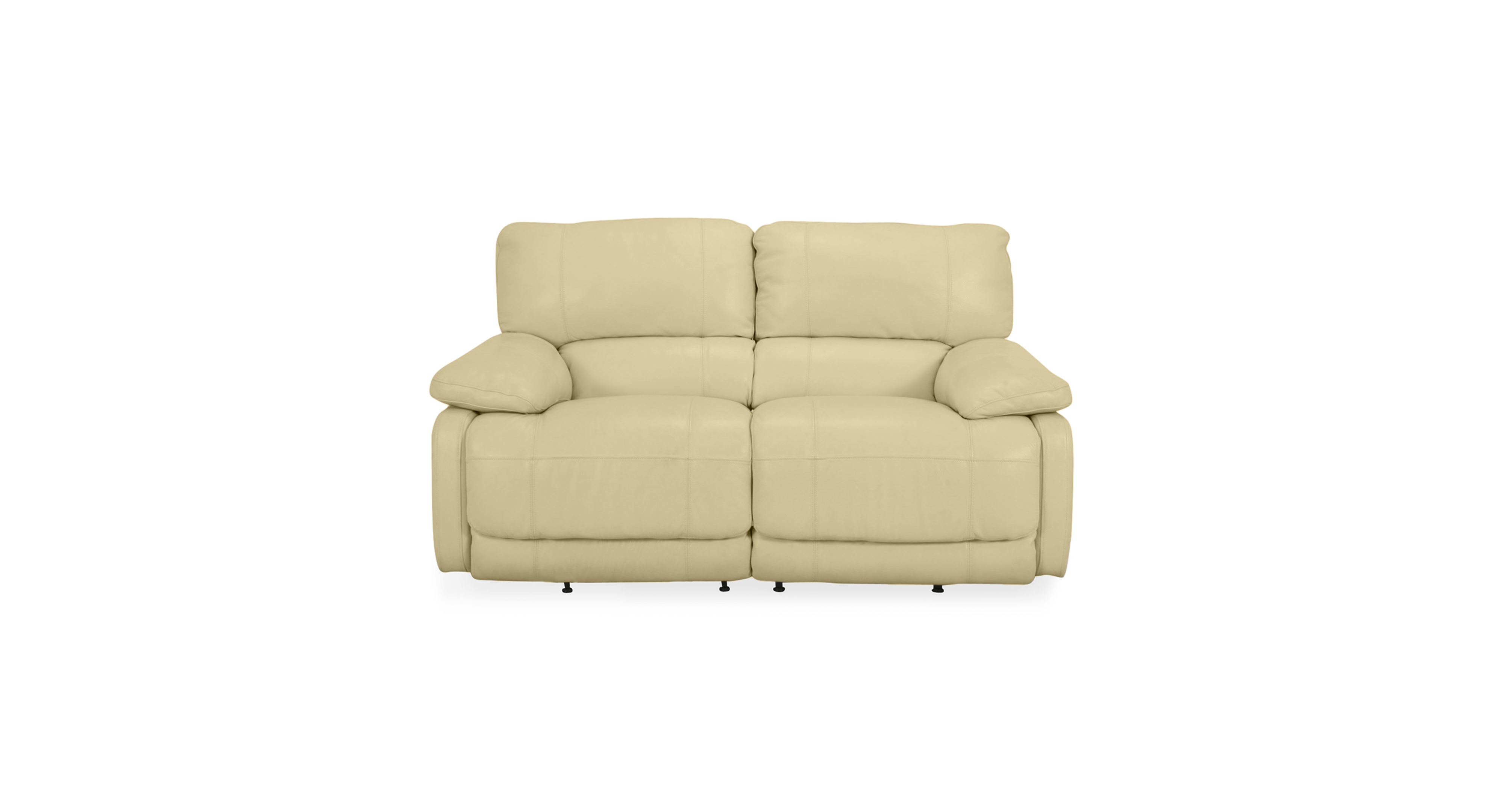 Nina Leather Dual Power Reclining Loveseat | Products | Pinterest ...