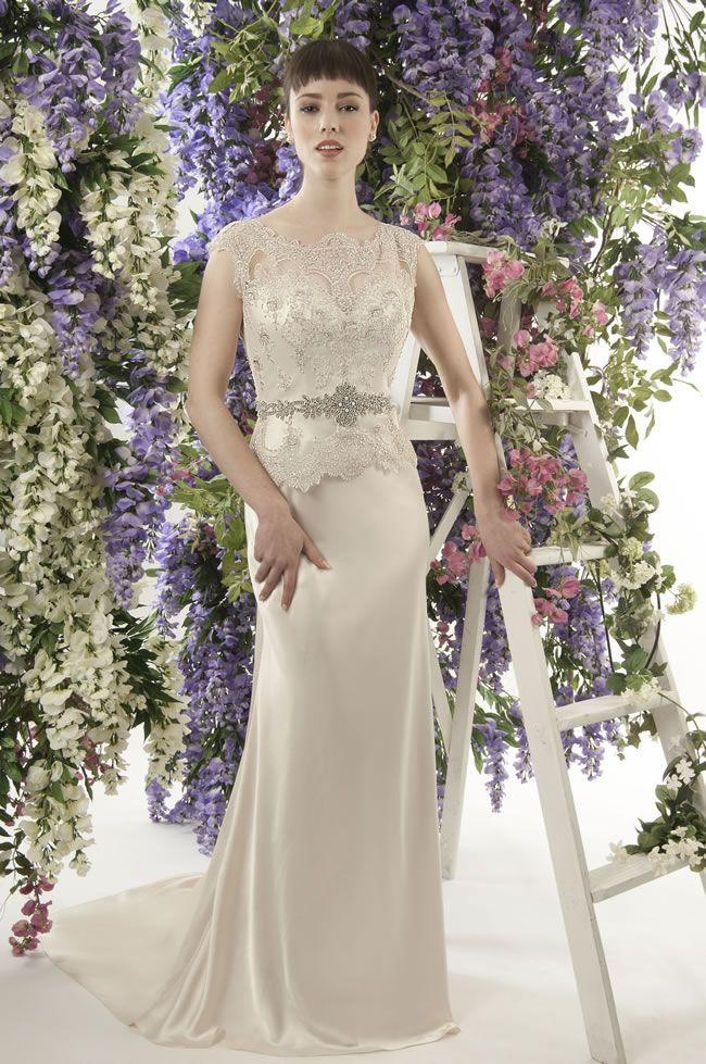 Greta Garbo This Jade Daniels Wedding Dress Collection Is All About Old School Hollywood Glamour