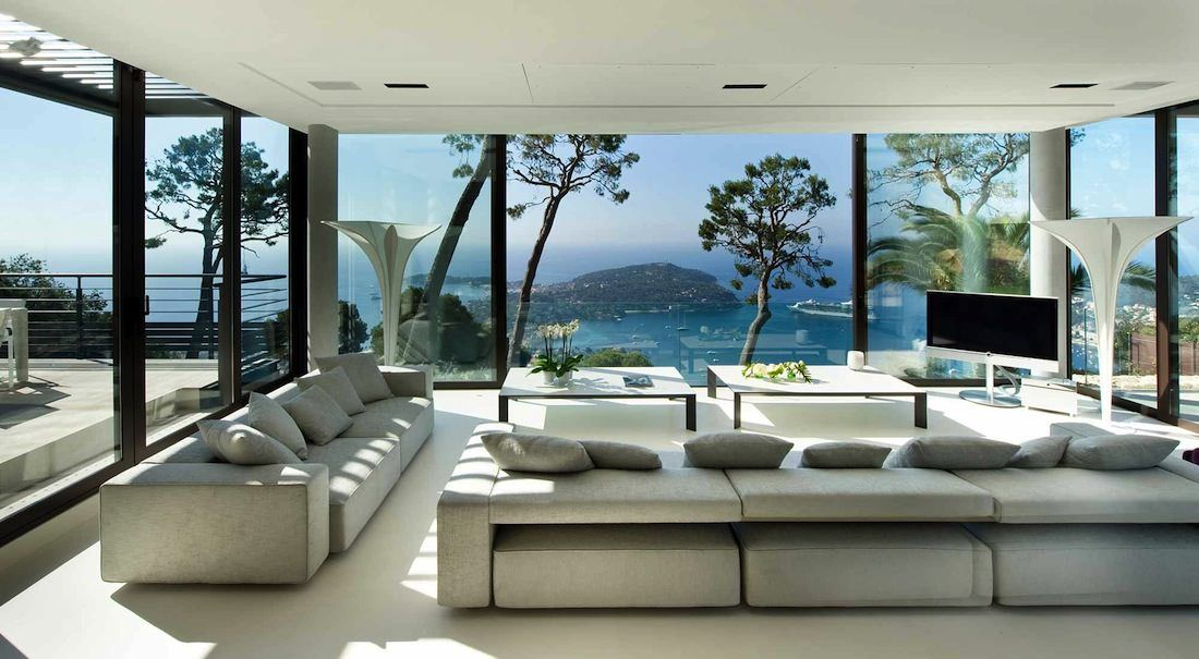 villa de luxe - Recherche Google | Living room . | Villa de ...