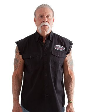 12e0f57005d7 Similar to our sleeved work shirt, the men's button down sleeveless work  shirt comes equipped with our original OCC logo on the back and exclusive  Orange ...