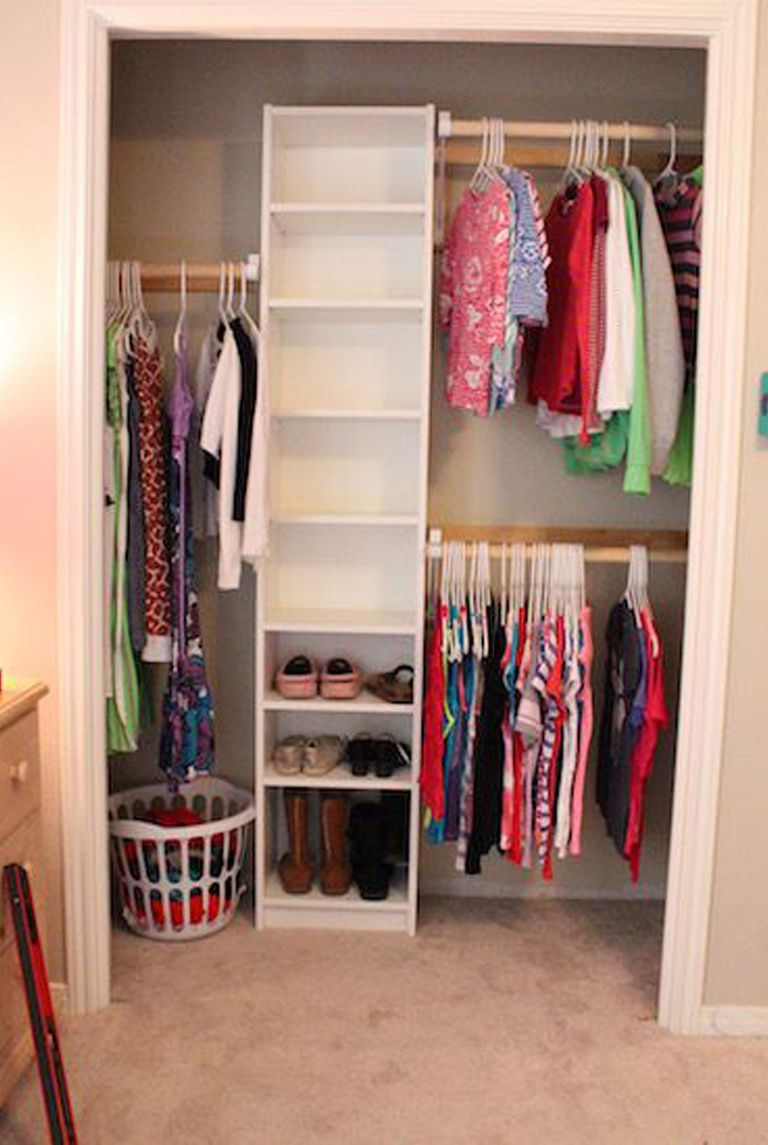12 Easy Ways To Keep Your Bedroom Organized Closet Organization