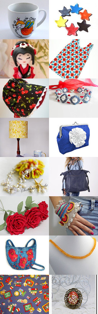 ~ IT'S A GOOD DAY ~ by Cappriell McQuiston on Etsy--Pinned with TreasuryPin.com