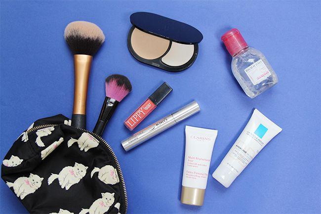 #Coulisses beauté : Dans le #vanity #maquillage d'Aliénor, Responsable Relation Clientèle