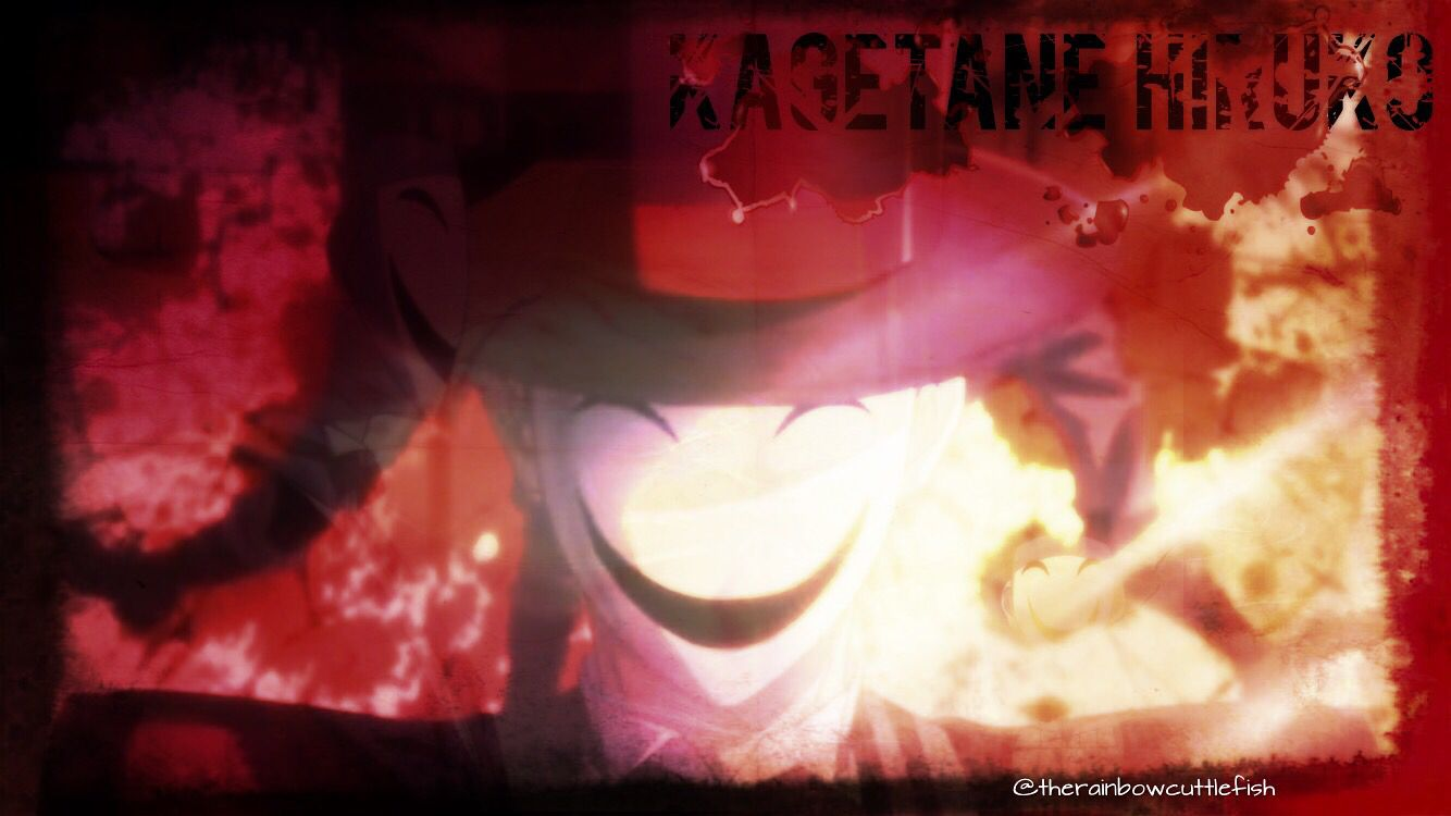 Kagetane Hiruko from Black Bullet.