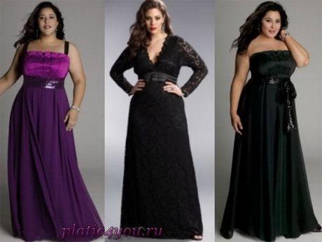 Belle robe pour femme forte