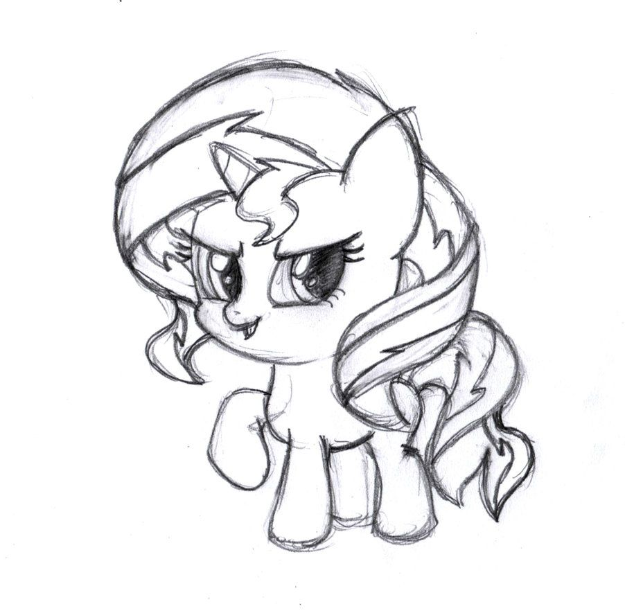 Sunset Shimmer My Little Pony Coloring Pages | My Little Pony ...