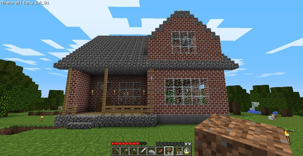 Lovely Minecraft House Design All Your Building Ideas And Designs City Cool Small
