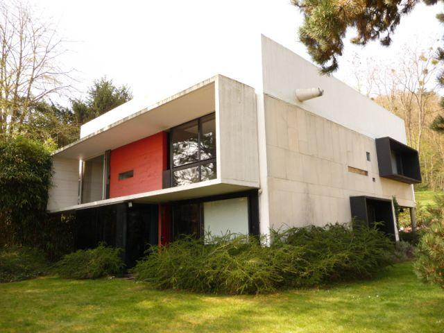André Wogenscky/ Marta Pan - Vallée de Chevreuse, Yvelines | Petite maison de famille, Maison ...
