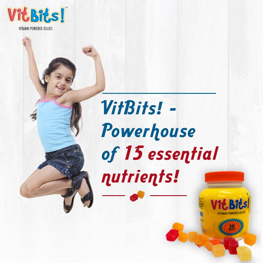 vit bits vitamin powered jellies